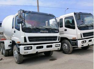ISUZU camión hormigonera