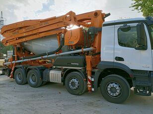 MERCEDES-BENZ Actros 4143 camión hormigonera