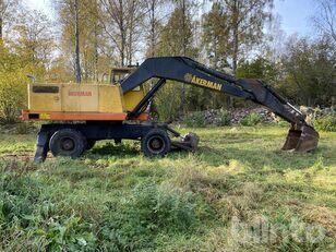 AKERMAN H9MB excavadora de ruedas