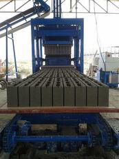 CONMACH BlockKing-25MS Concrete Block Making Machine -10.000 units/shift máquina para fabricar bloques de hormigón nueva