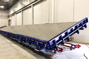 SUMAB Vibrating tables for the production of concrete panels máquina para fabricar bloques de hormigón nueva