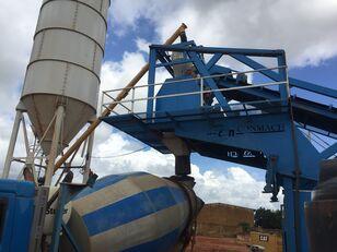 CONMACH MobKing-60 Concrete Mobile Batching Plant - 50 m3/h planta de hormigón nueva