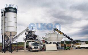 ELKON Kompaktowy węzeł betoniarski ELKOMIX-160 QUICK MASTER planta de hormigón nueva