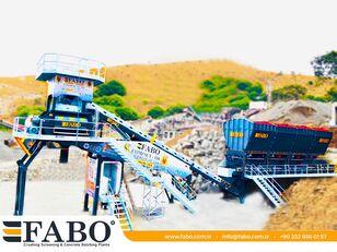 FABO  COMPACT-110 CONCRETE PLANT | CONVEYOR TYPE planta de hormigón nueva