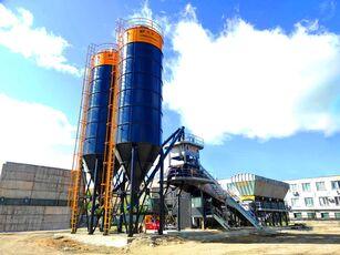 FABO FABOMIX COMPACT-120 CONCRETE PLANT   CONVEYOR TYPE planta de hormigón nueva