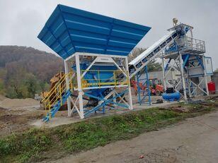 PROMAX C60-SNG-PLUS planta de hormigón nueva
