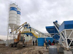 PROMAX Central de Betão Móvel M120-TWN (120m³ / h) planta de hormigón nueva