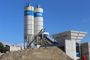 PROMAX Mobile Concrete Batching Plant PROMAX M100 (100m3/h) planta de hormigón nueva