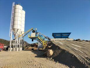 PROMAX Mobile Concrete Batching Plant PROMAX M60 SNG (60m³/h) planta de hormigón nueva
