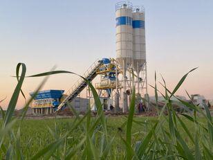 PROMAX Planta de Hormigón Estacionaria/Fija S130-TWN (130m³/h) planta de hormigón nueva