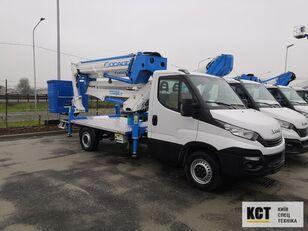 IVECO Daily35-120 plataforma sobre camión