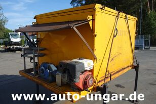 OLETTO 2m³ Thermo Asphalt Container Hot Box H02 wie A.T.C. / HMB selladora de grietas
