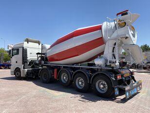 ALIM mixer semi trailer concrete mixer semi-trailer semirremolque hormigonera nuevo