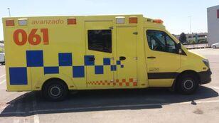 MERCEDES-BENZ SPRINTER 319 ambulancia