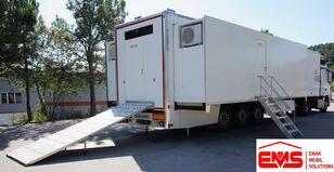 ÇUHADAR TREYLER MOBİL CLİNİC HOSPİTAL READY ON STOCK ambulancia nueva