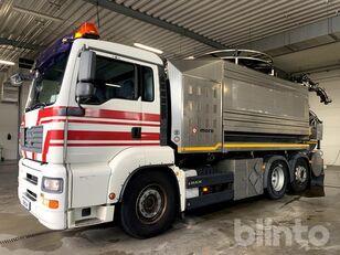 MAN 360 6X2-2 BL TGA 26 camión de desatascos